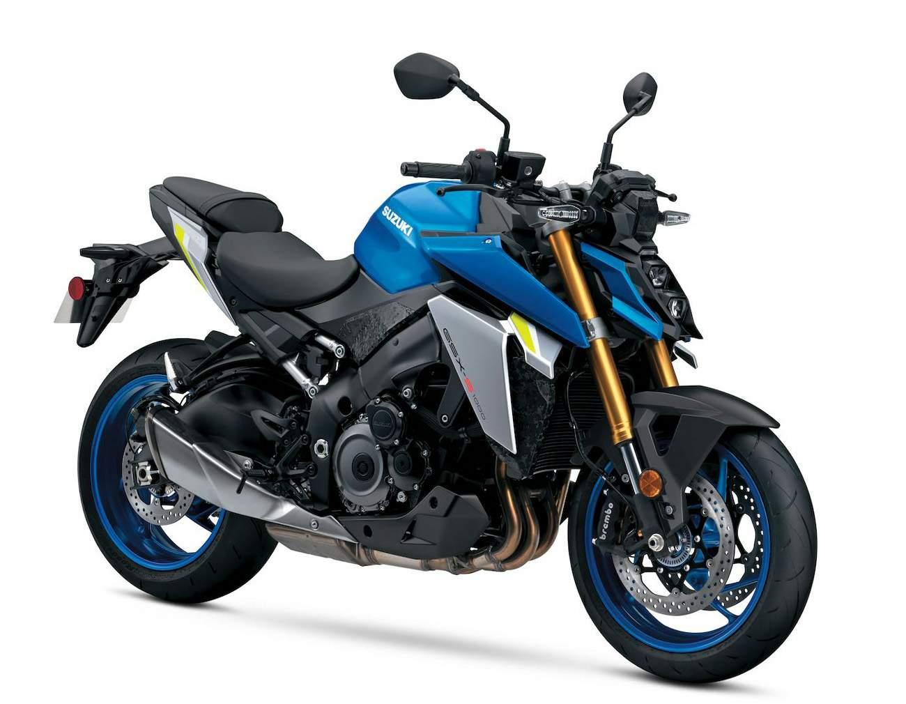 Suzuki GSX-S 1000 technical specifications